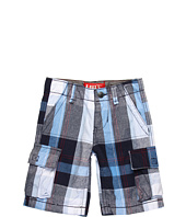Levi's® Kids - Boys' Plaid Cargo Short (Little Kids)