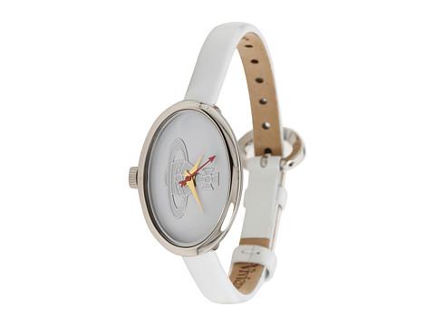 Vivienne Westwood Medal Watch - White
