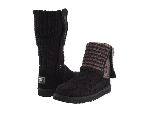 I just purchased these Uggs on sale for 130 from zappos and they are regularly 170. I got them and really love them. I love the look of the knit Uggs a ...