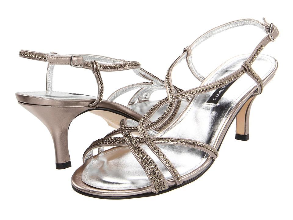Caparros Pandora (Mushroom Metallic) Bridal Shoes
