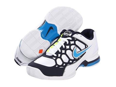 Nike - Zoom Breathe 2K12 (White/Obsidian/Volt/Blue Glow) - Footwear