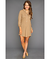 Fred Perry - Button Down Shirt Dress