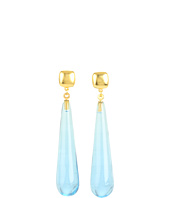 Kenneth Jay Lane - Aqua Drop Earring