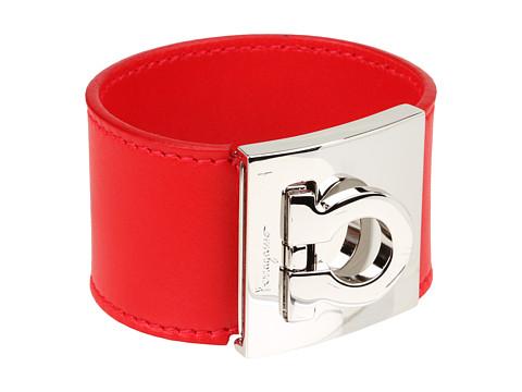 Salvatore Ferragamo Gancini Cuff Bracelet