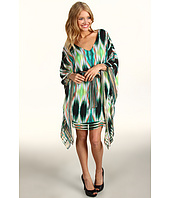 Laundry by Shelli Segal - Printed Scarf Sleeve Dress