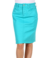 NYDJ Petite - Petite Emma Skirt Colored Twill