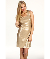 Laundry by Shelli Segal - All Over Sequin Tank Dress