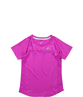 Nike Kids - Miler Running S/S Top (Little Kids)