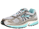 Brooks - Ariel (Angel Blue/Shadow/Metallic Alloy) - Footwear