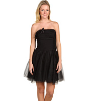 Badgley Mischka - Strapless Mini Dress