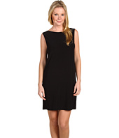 Badgley Mischka - Cowl Neck Mini Dress