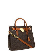 MICHAEL Michael Kors - Hamilton North/South Tote with PVC Logo