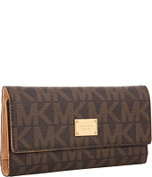 MICHAEL Michael Kors - Jet Set Checkbook Wallet