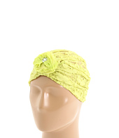 Betsey Johnson - Lace Turban with Flower