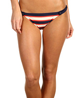 Marc by Marc Jacobs - Field Stripe Buttoned Tab Bikini Bottom