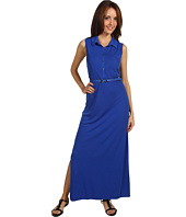 Anne Klein - Maxi Shirtdress