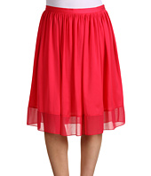 DKNYC - Plus Size Pleated Skirt