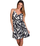 Juicy Couture - Easy Summer Palm Leaves Dress
