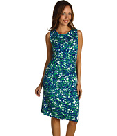 Anne Klein - Petal Abstract Knit Dress