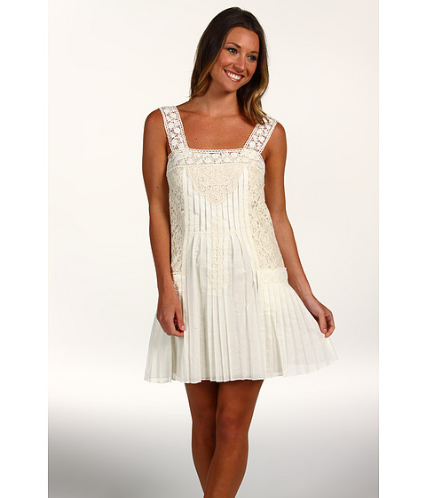 Juicy Couture Vintage Lace Dress at Zappos com from zappos.com