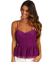 Juicy Couture - Chiffon Top with Cutout Back