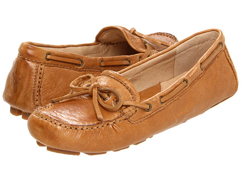 Shop Frye online and buy Frye Reagan Campus Driver Camel Soft Vintage Leather Shoes - Frye - Reagan Campus Driver (Camel Soft Vintage Leather) - Footwear: Shift your style into overdrive with the Reagan Campus Driver. ; Buttery soft leather upper. ; Super flexible construction ensures that these timeless must-haves remain not only stylish, but wearable all day. ; Smooth leather lining. ; Cushioned leather insole. ; Leather outsole with cool rubber sole pods. ; Imported. Measurements: ; Weight: 7 oz ; Product measurements were taken using size 7, width B - Medium. Please note that measurements may vary by size.