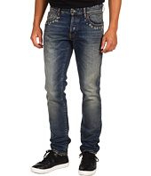 Just Cavalli - Slim Fit Stone Wash Destroyed