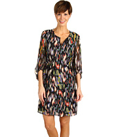 Kenneth Cole New York - Smocked Blouson Dress