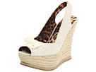 Betsey Johnson - Ffab (Natural Lace) - Footwear