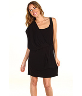 DKNYC - Asymmetrical Racerback Dress