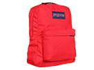 JanSport Superbreak (High Risk Red)