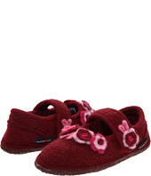 Haflinger Kids - Slipper Blümchen (Toddler/Youth)
