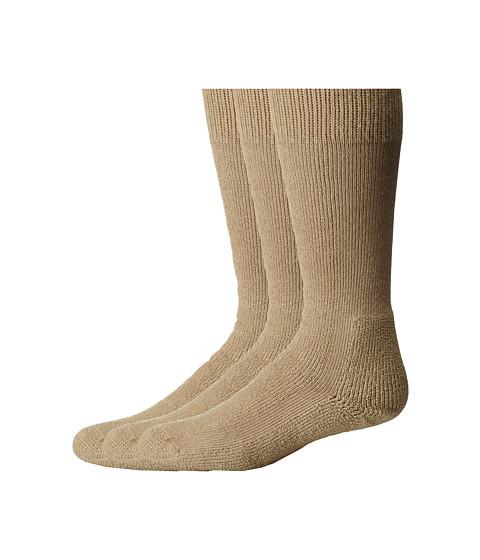 Thorlos Combat Boot Sock Thick Cushion 3-Pair Pack