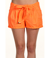 Juicy Couture - Cotton Linen Boyfriend Short