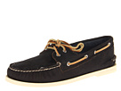 Sperry Top-Sider - A/O 2-Eye (Dark Brown Ponyhair)