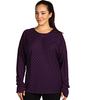 Moving Comfort - Plus Size Urban Gym L/S Tee