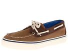 Sperry Top-Sider - Bahama 2-Eye (Cocoa/Dark Brown Canvas) - Footwear