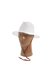 Echo Design - Solid Fedora with Ties