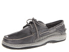 Sperry Top-Sider - Billfish 3-Eye Boat Shoe (Grey)