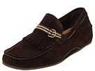 Sperry Top-Sider - Atlas Driver Kiltie (Dark Brown Suede)