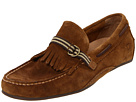 Sperry Top-Sider - Atlas Driver Kiltie (Tan Suede)