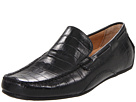 Sperry Top-Sider - Atlas Driver Venetian (Black Croc)