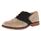 Sperry Top-Sider - Jamestown Saddle Oxford (Sand Suede/Black)