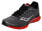 Saucony - ProGrid Kinvara 3 (Grey/Red) - Footwear