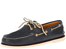 Sperry Top-Sider - Gold A/O 2-Eye (Navy) - Footwear
