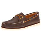 Sperry Top-Sider - Gold A/O 2-Eye (Brown) - Footwear