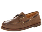 Sperry Top-Sider - Gold A/O 2-Eye (Dark Tan) - Footwear