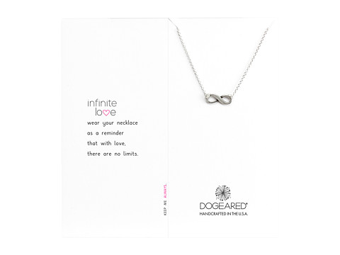 Dogeared Infinite Love Necklace 16