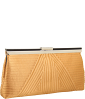 Jessica McClintock - Frame Pleated Clutch