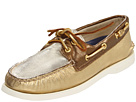 Sperry Top-Sider - A/O 2-Eye (Platinum/Bronze/Gold)